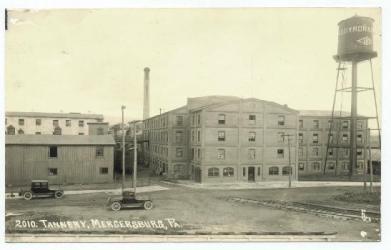 Byron Tannery Mercersburg PA